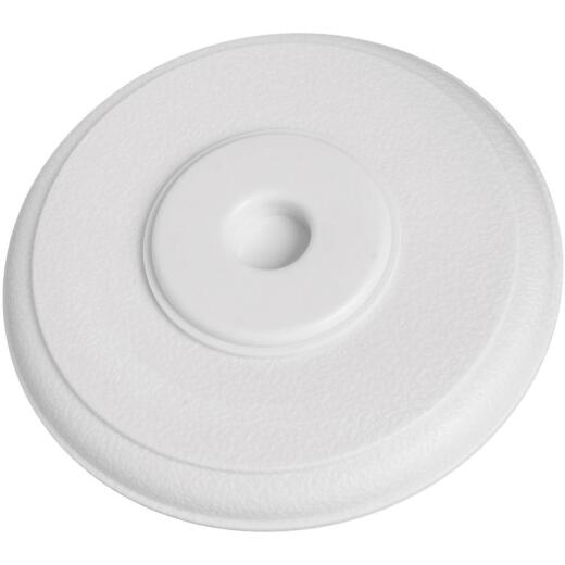 National 336 5 In. Almond Softstop Cover-Up Wall Door Stop
