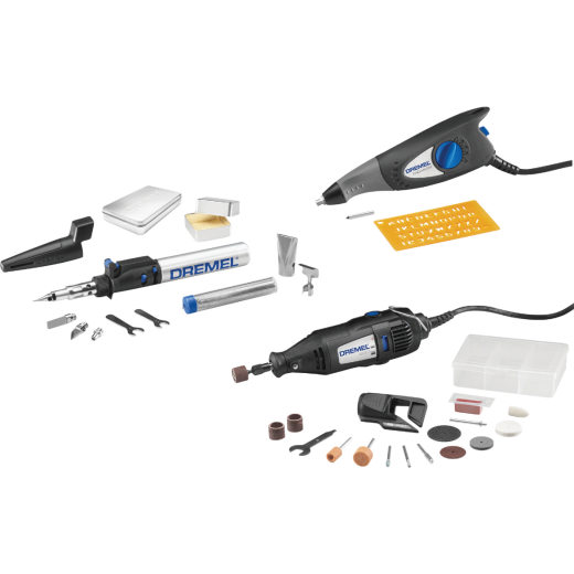 Dremel Maker 3-Tool Electric Rotary Tool Combo Kit