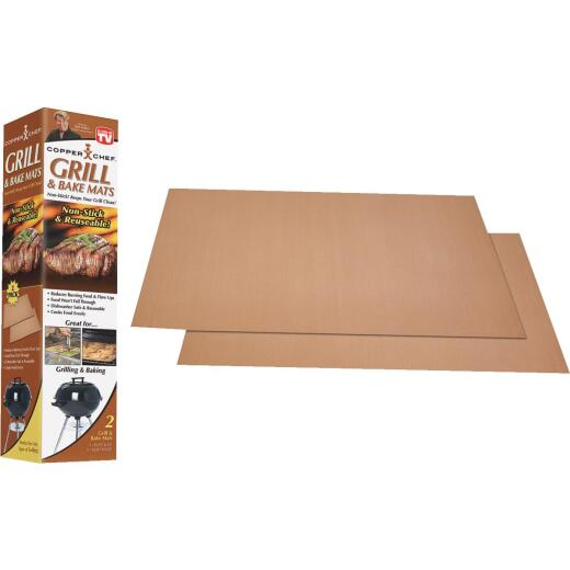 Copper Chef Cooking Sheet/Mat (2-Pack)
