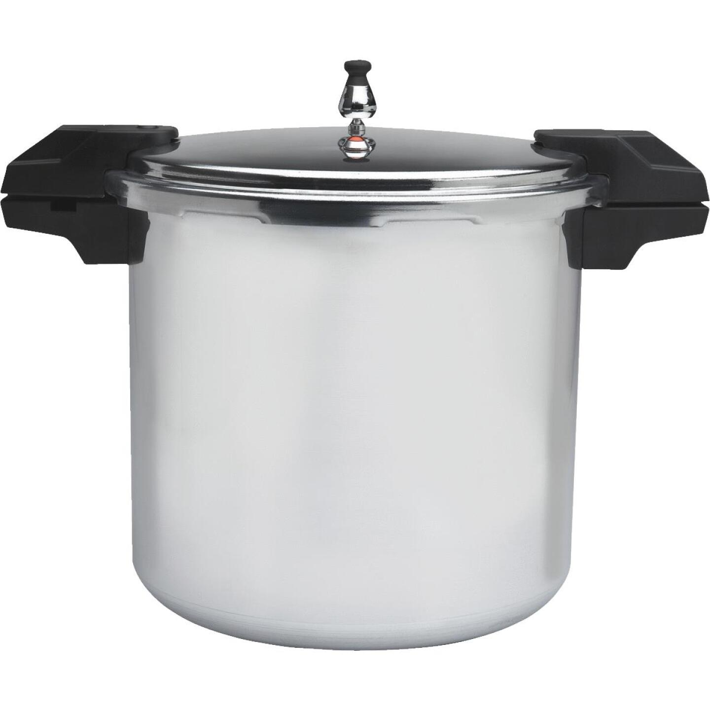 IMUSA 22 Qt. Aluminum Pressure Cooker and Canner Image 1