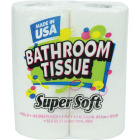 Super Soft Toilet Paper (4 Regular Rolls) Image 1
