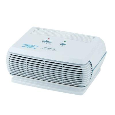 Holmes Harmony HEPA 110 Sq. Ft. White Tabletop Air Purifier