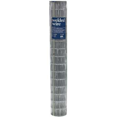 60 In. H. x 50 Ft. L. (2x4) Galvanized Welded Wire Fence
