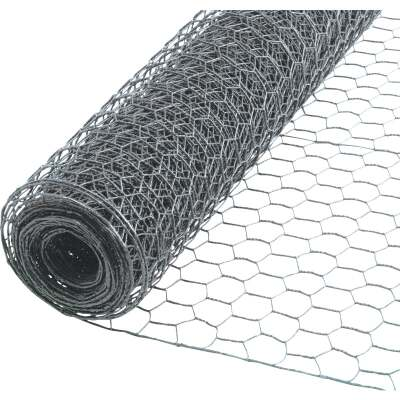 Do it 2 In. x 72 In. H. x 150 Ft. L. Hexagonal Wire Poultry Netting
