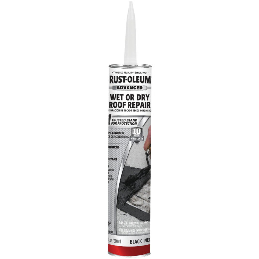 Rust-Oleum 10.1 Oz. Roofing Repair Wet Patch