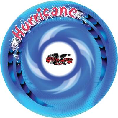 Flexible Flyer Hurricane 56 In. 16-Ga. Vinyl Snow Tube